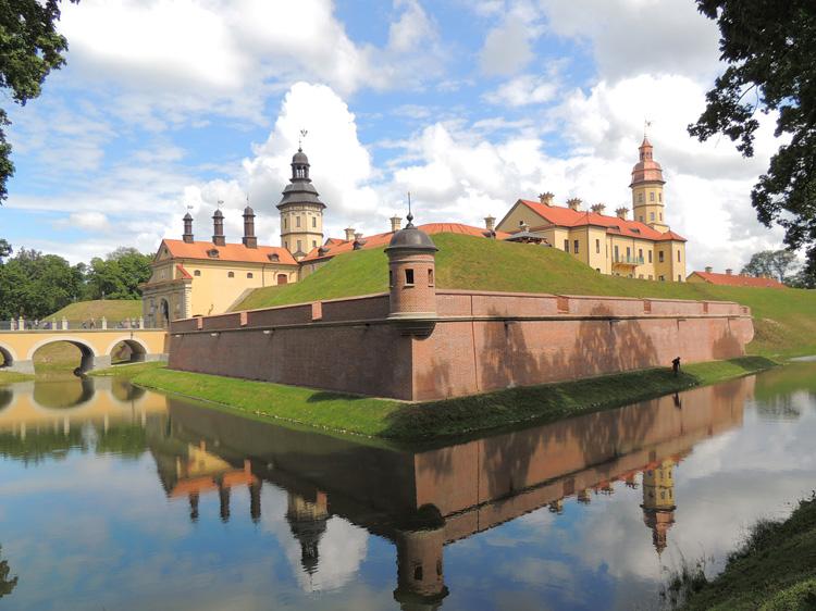 Несвижский замок 2