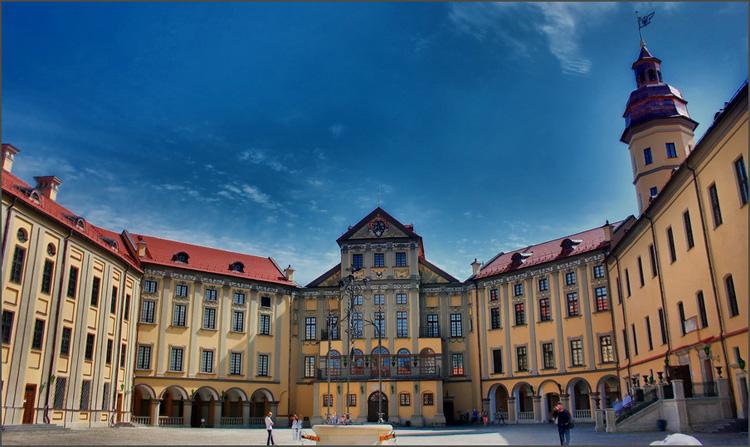 Несвижский замок 4