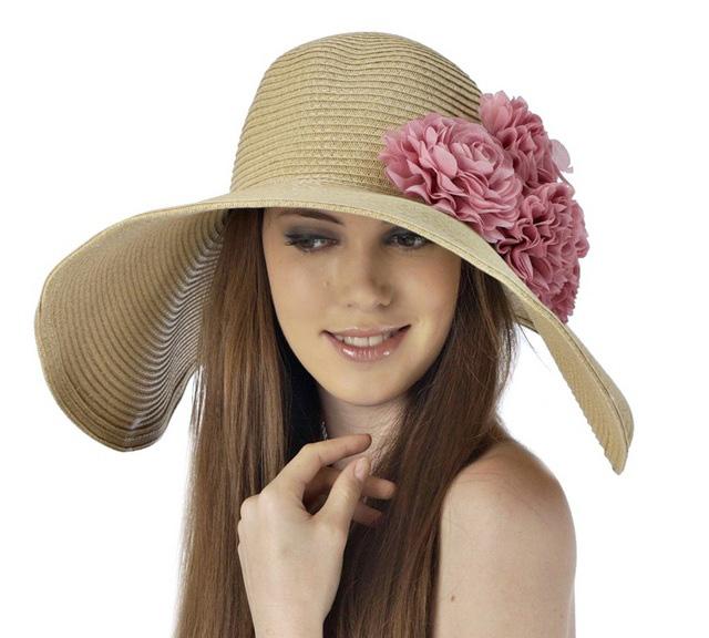 Как и с чем носить женские шляпы 6