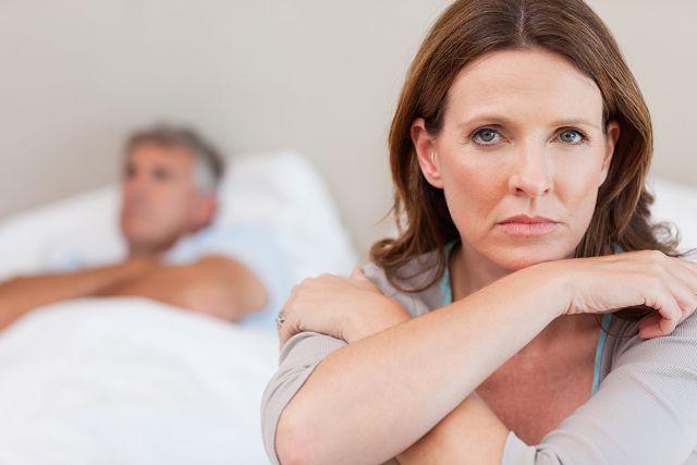 Развод после 40 лет