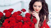 Букет роз на языке цветов